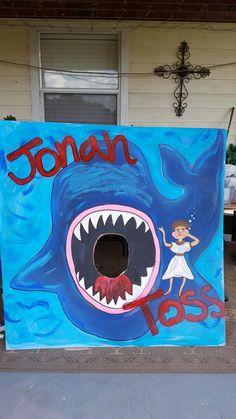 Jonah toss game cutouts