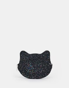 ASOS Halloween Glitter Cat Purse- just bought... it was so cute I could not resist.