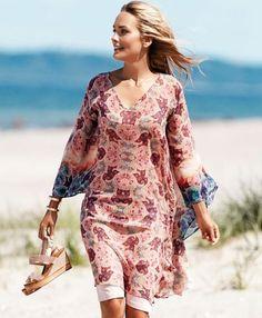 Ilse Jacobsen Tunika Cover Up, Dresses, Fashion, Tunic, Vestidos, Moda, Fashion Styles, Dress, Fashion Illustrations
