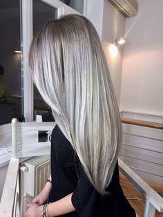 #greyhair #hair #haircolor #jbeverlyhills #1concept #yourbeautymasters
