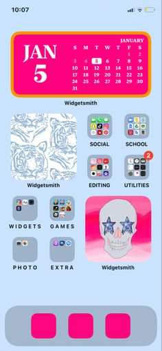 Iphone Home Screen Layout, Iphone App Layout, Iphone Wallpaper App, Iphone Background Wallpaper, Cute Phone Cases, Iphone Cases, Phone Themes, Iphone Design, Phone Organization