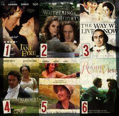 classic romantic movie recommendations