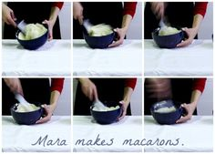 How to make Macarons in the thermomix!
