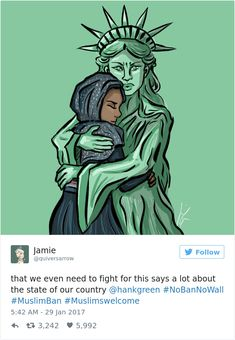 15+ Artists Around The World Respond To Trump's Refugee Ban