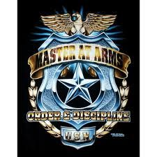 US Navy Master at Arms Challenge Coin by NavyChiefWoodCrafts ...