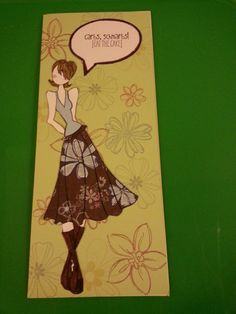Check out this item in my Etsy shop https://www.etsy.com/listing/197729116/paper-doll-birthday-card