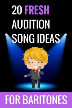 Audition song ideas for tenors! Voice Auditions, Audition Songs, Theatre Nerds, Musical Theatre, Theater, Voice Type, The Voice, High School Musical, Types Of Music