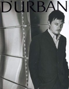 Norman Reedus Models For D'URBAN