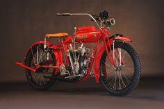 1916 INDIAN 1000cc POWER PLUS - Heroes Motorcycles