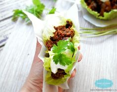 Low Carb Tacos | Sweet As Honey