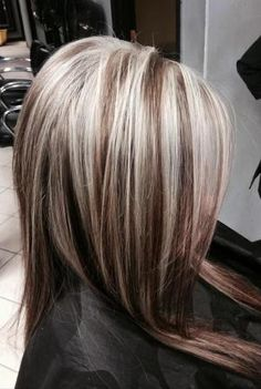 Blonde highlights by vivian