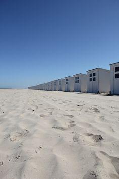 Texel Strandhäuschen