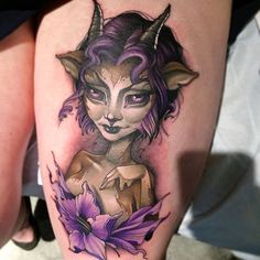 Pin for Later: 30 Badass Female Tattoo Artists to Follow on Instagram ASAP