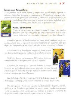 Tarot, Manual, Letters, Reading, Scenery, Textbook, Tarot Cards
