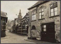 de oude Koningstraat richting lange brouwerstraat