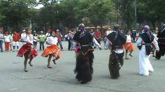 Danza Folklorica Ecuatoriana