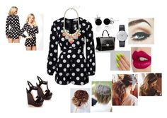 """""""going out birthday outfit"""" by alee211 ❤ liked on Polyvore featuring Bling Jewelry, Klein & more and Charlotte Tilbury"""