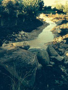 Creek bed, Ac landscape developments, Warrnambool