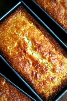 Lemon Ricotta Pound Cake / by Alexandra Cooks