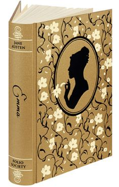 Folio #Emma, presented on cover as a framed silhouette