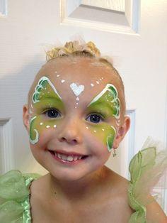 Pixie Princess - Face Painting by Jennifer Van Dyke