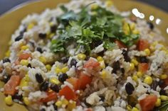 """Point-less"" Meals: Fiesta Rice"