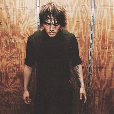 Gerard Way ~ My Chemical Romance Gerard Way, My Chemical Romance, Bob Bryar, Sassy Diva, Sass Queen, Ray Toro, Mikey Way, Black Parade, Frank Iero