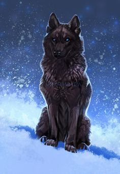 For most feared him, yet he had the most gentle soul in the world. He was only fierce when protecting the ones he loved. He was a fighter but it was all out of love. Fantasy Wolf, Fantasy Art, Anime Wolf Drawing, Anime Art, Shadow Wolf, Wolf Sketch, Wolf Artwork, Wolf Wallpaper, Wolf Love