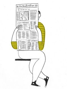OLIMPIA ZAGNOLI // New York Illustrated