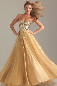Shop prom dresses and long gowns for prom at Simply Dresses. Floor-length evening dresses, prom gowns, short prom dresses, and long formal dresses for prom. Gold Prom Dresses, Homecoming Dresses, Strapless Dress Formal, Bridesmaid Dresses, Formal Dresses, Dress Prom, Gold Dress, Sequin Dress, Party Dress