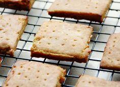 Homemade Graham Crackers   Gluten-Free, Dairy Free   Brunch at Saks