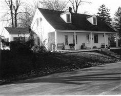 August Aubuchon house at 1002 St. Louis Ave., Florissant, MO