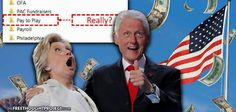 """After WikiLeaks Let Down, Guccifer 2.0 Hacks Clinton Foundation Exposing Mega Donor List, Massive """"Pay To Play"""" Scheme"""