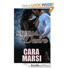 BARGAIN BOOK:  Storm of Desire