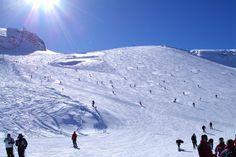 Zillertal Austrian Alps...Best snowboarding!