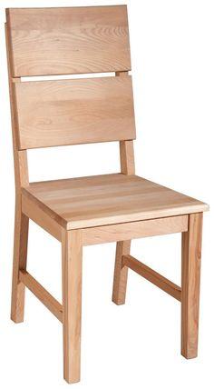 Dieser Stuhl ist zeitlos klassisch und wunderbar langlebig, weil hochwertig! Er wurde aus massivem Kernbuchenholz hergestellt. Die Oberflächen sind geölt und somit dezent veredelt. Die ca. 96 cm hohe Rückenlehne ermöglicht Ihnen ein angenehm entspanntes Sitzen. Das schlichte, elegante Design ist keiner Mode unterworfen und wird Ihr Esszimmer bereichern. Gestalten Sie Ihren Essbereich schlicht und edel mit diesem Stuhl!