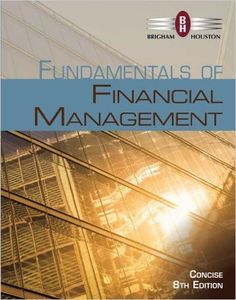 Solutions manual for financial management theory practice 14th fundamentals of financial management concise edition text only 8th edition by fandeluxe Choice Image