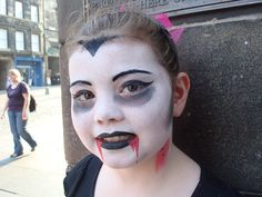 Vampire. Vampiresa. Face And Body, Body Painting, Makeup, Skulls, Faces, Bodypainting, Make Up, Body Paint, Makeup Application