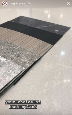 Furniture Companies, Backsplash