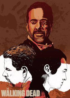 Mauro Vila Real: The Walking Dead Season 7