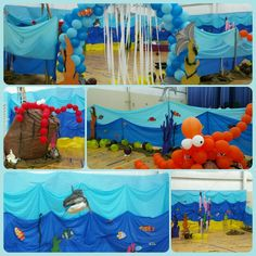 Vacation Bible School - Under the Sea Theme