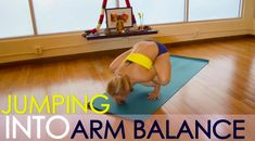 How to Jump into Bujapidasana in Ashtanga Yoga with Kino