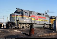 RailPictures.Net Photo: LN 6029 Louisville & Nashville EMD GP38-2 at Hamlet, North Carolina by Sid Vaught