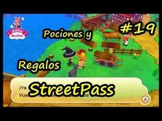 Fantasy Life #19 - ¡Regalos StreetPass y pociones!