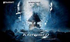 Bollywood Superhero Science Fiction Film Krrish 3 Teaser