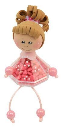 regalo para nios fiestas infantiles dulceros dulces bailarina nia