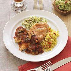 Chicken Veracruz - GoodHousekeeping.com