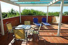 Villa, Outdoor Furniture Sets, Outdoor Decor, Home Decor, Sicily, Rooftop Terrace, Cottage House, Homes, Lawn And Garden