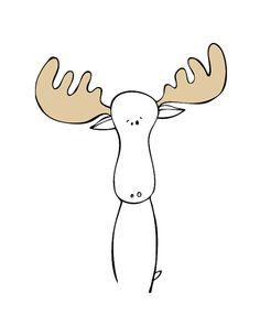 moose crafts moose art foam antlers forests sketches forward moose