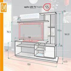 4 Kinds of TV Furniture Tv Cabinet Design, Tv Wall Design, House Design, Tv Unit Furniture, Furniture Design, Tv Wanddekor, Modern Tv Wall Units, Living Room Tv Unit Designs, Muebles Living
